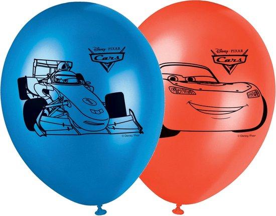 Cars 3 Ballonnen 23cm 8st