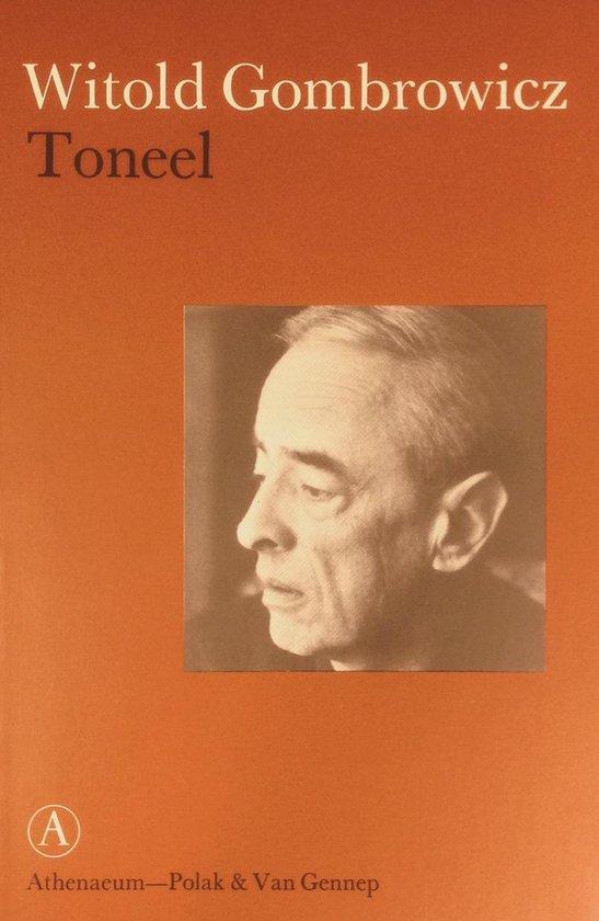 Boek cover Toneel van Witold Gombrowicz (Paperback)