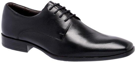 Galutti Handmade Leather Shoes - Social Italiano - Black - 39(EU)