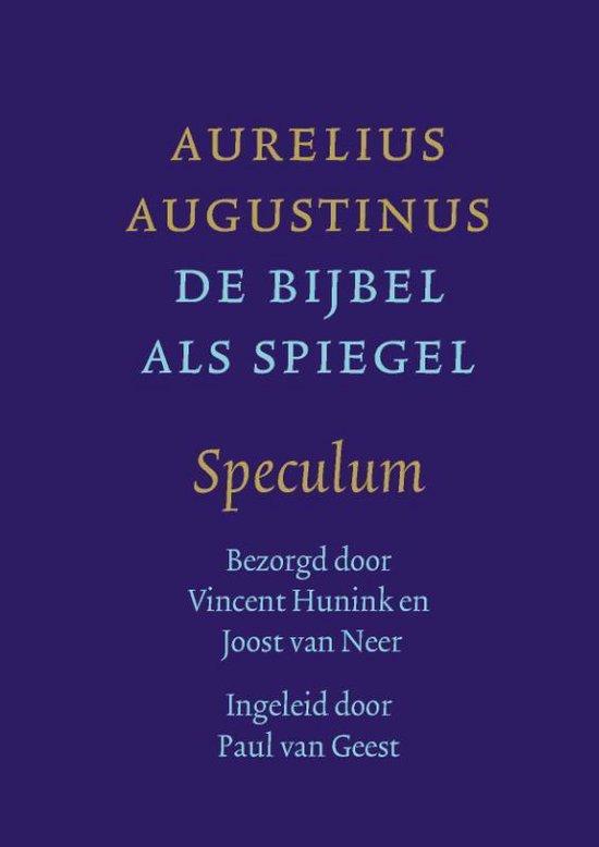 De Bijbel als spiegel - Aurelius Augustinus | Fthsonline.com