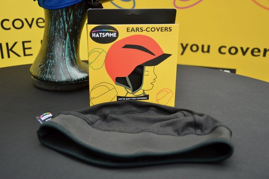 HATSOME Ear-covers (L/XL) Black