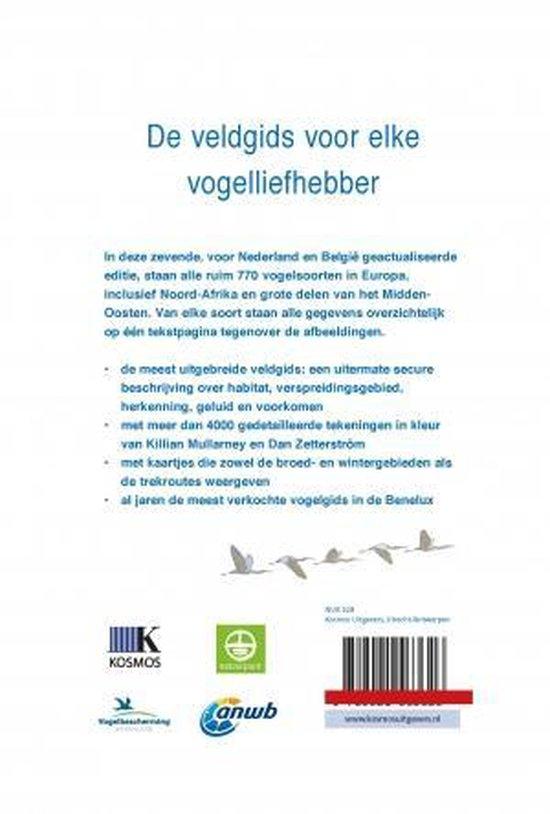 ANWB Vogelgids van Europa - Lars Svensson