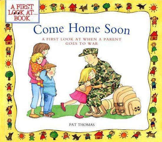 Omslag van Come Home Soon