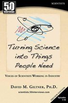 Turning Science Into Things People Need