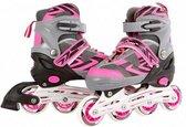 Scarlett- Skates Roze 31-34 - Skates Meisjes Verstelbaar