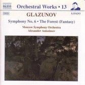 Glazunov: Sym.No.6. The Forest