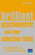 Brilliant Psychometric and Other Selection Tests.