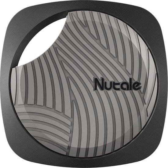 Nut 4 ''Focus'' - Smart Bluetooth Keyfinder (Zwart) - sleutelvinder