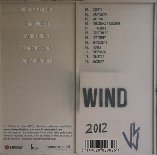 Wind - Ibrahim Maalouf