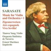 Sarasate: Music For Violin 1