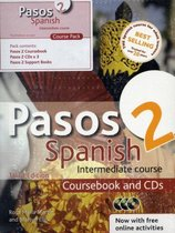 Pasos 2 3ed Spanish Intermediate Course
