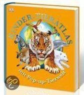 Kinder-Tieratlas mit Pop-up-Tierwelt