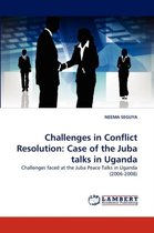 Challenges in Conflict Resolution