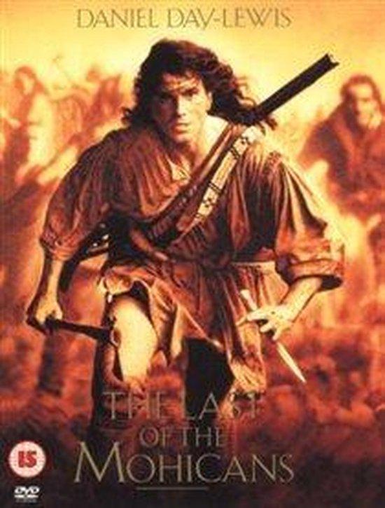 Cover van de film 'Last Of The Mohicans'