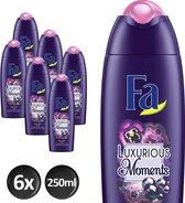 Fa Shower Luxurious Moments Douchecreme - 250ml - 6 stuks