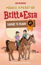 Paardenpraat tv Britt & Esra  -   Safari te paard