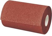 Silverline Aluminiumoxide schuurpapier rol 5 meter, 120 korrelgrofte