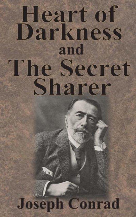 Boek cover Heart of Darkness and The Secret Sharer van Joseph Conrad