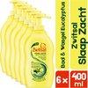 Zwitsal Slaap Zacht Bad- & Wasgel Eucalyptus   6 x 400ML   Voordeelverpakking