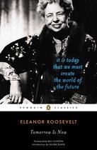 Boek cover Tomorrow is Now van Eleanor Roosevelt