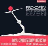 Piano Concertos 2,3