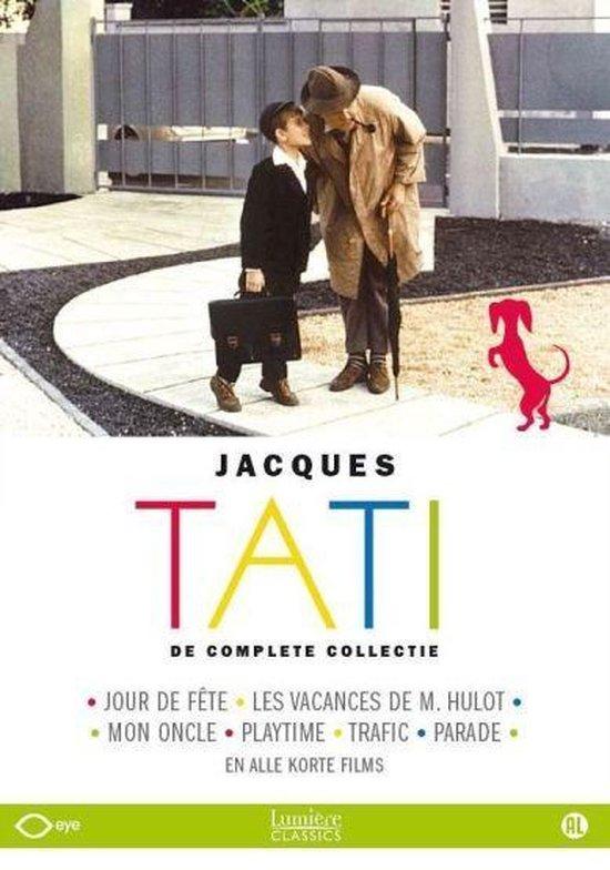 Cover van de film 'Jacques Tati - De Complete Collectie'