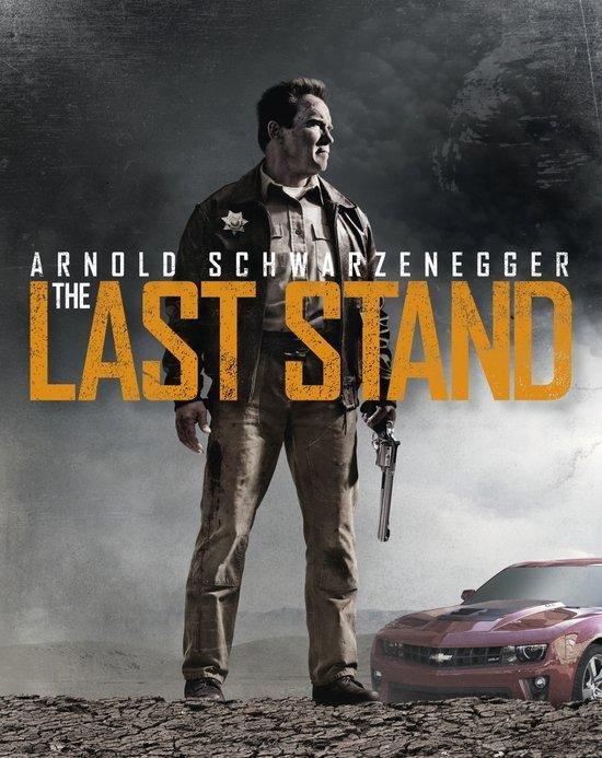 Cover van de film 'Last Stand'