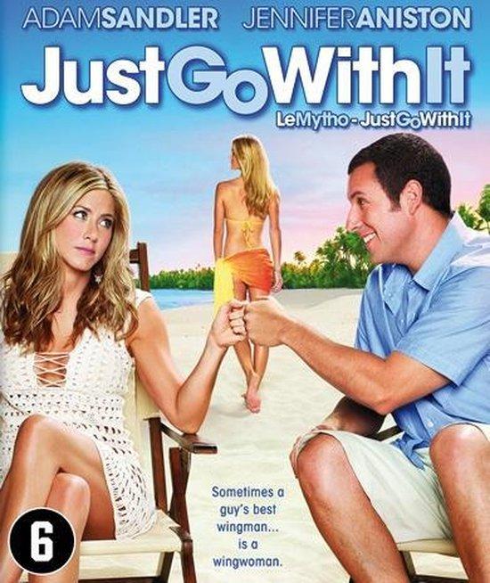 Cover van de film 'Just Go With It'