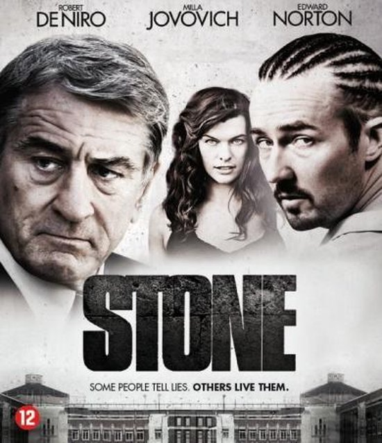 Cover van de film 'Stone'