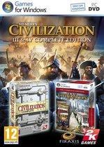 Civilization Pack: Civilization 3 en 4