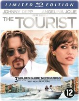 The Tourist (Blu-ray Steelbook Limited Edition)