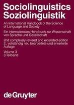 Sociolinguistics / Soziolinguistik. Volume 3
