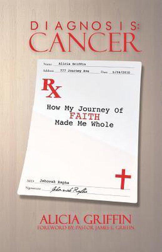 Boek cover Diagnosis van Alicia Griffin (Paperback)