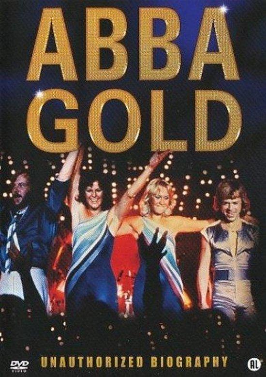 Cover van de film 'Abba - Gold'