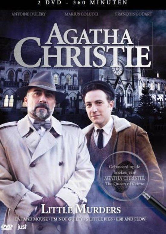 Cover van de film 'Agatha Christie - Little Murders'