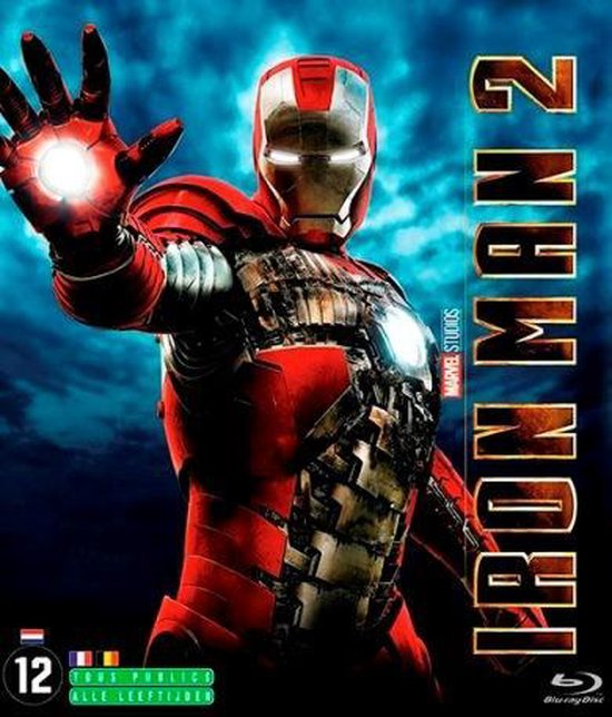 Speelfilm - Iron Man 2