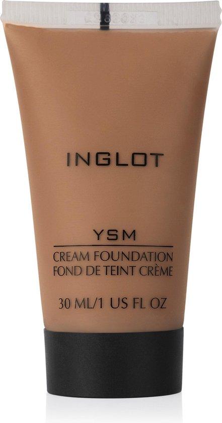 INGLOT YSM Cream Foundation 53 – Medium huidskleur