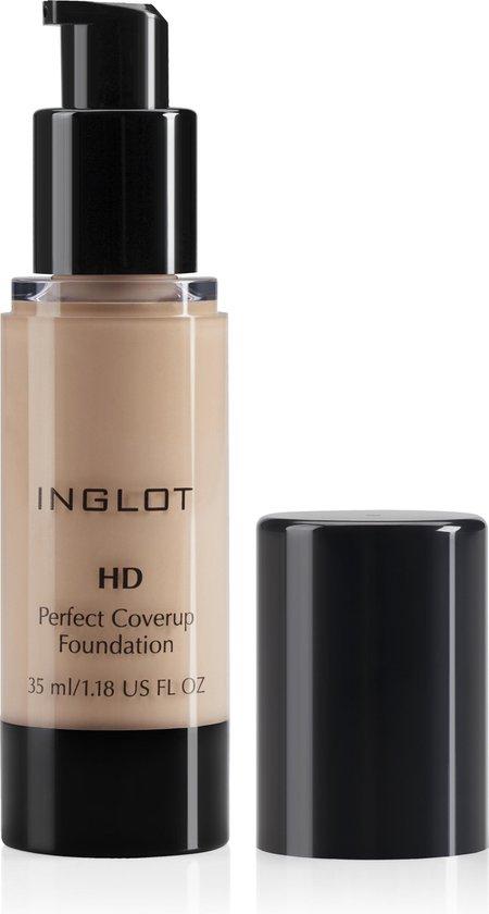 INGLOT HD Perfect Coverup Foundation 71 – Lichte huidskleur