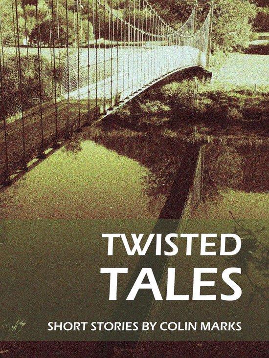 Omslag van Twisted Tales