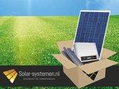 10 poly zonnepanelen compleet pakket 2700 WP
