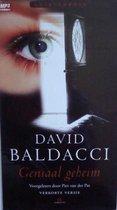 Omslag Geniaal Geheim - David Baldacci - mp3 - luisterboek
