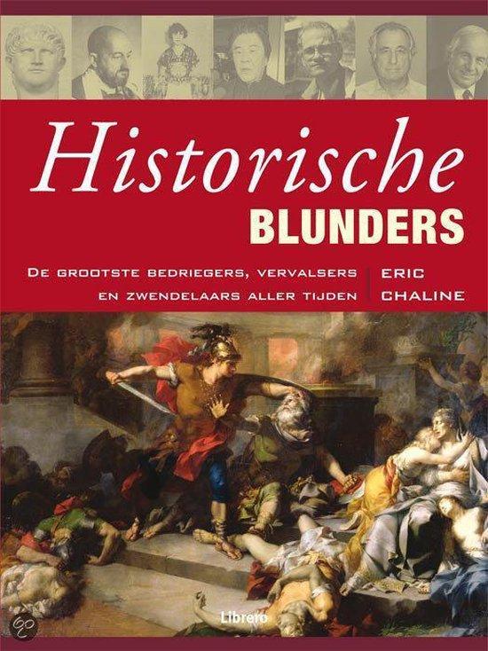 Historische blunders - Eric Chaline pdf epub