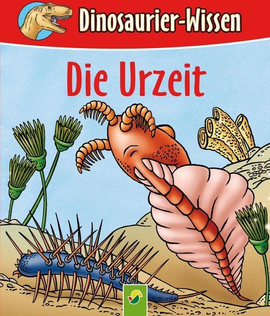 Boek cover Die Urzeit van Bärbel Oftring (Onbekend)