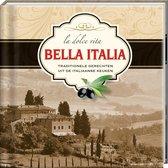 Bella Italia - Kookboek - Softcover - 15 X 15 cm