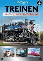 Treinen - Vroeger Nu & De Toekomst
