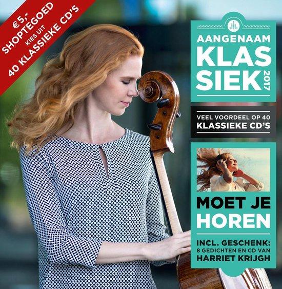 CD cover van Aangenaam Klassiek 2017 van Aangenaam Klassiek