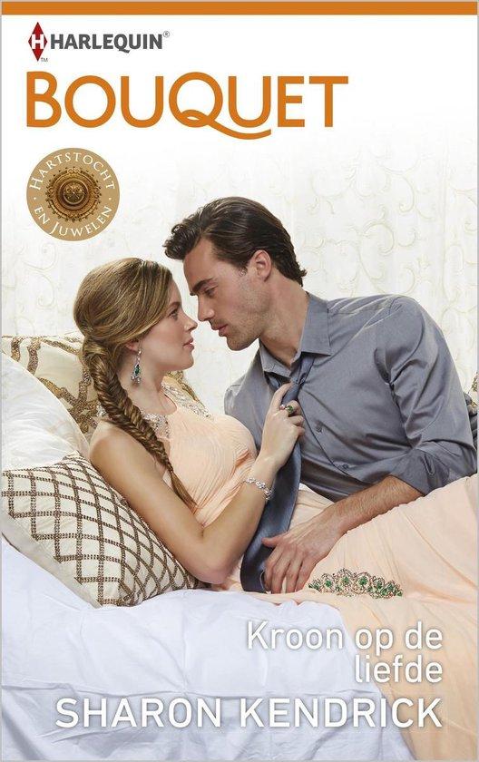 Bouquet 3842 - Kroon op de liefde - Sharon Kendrick  