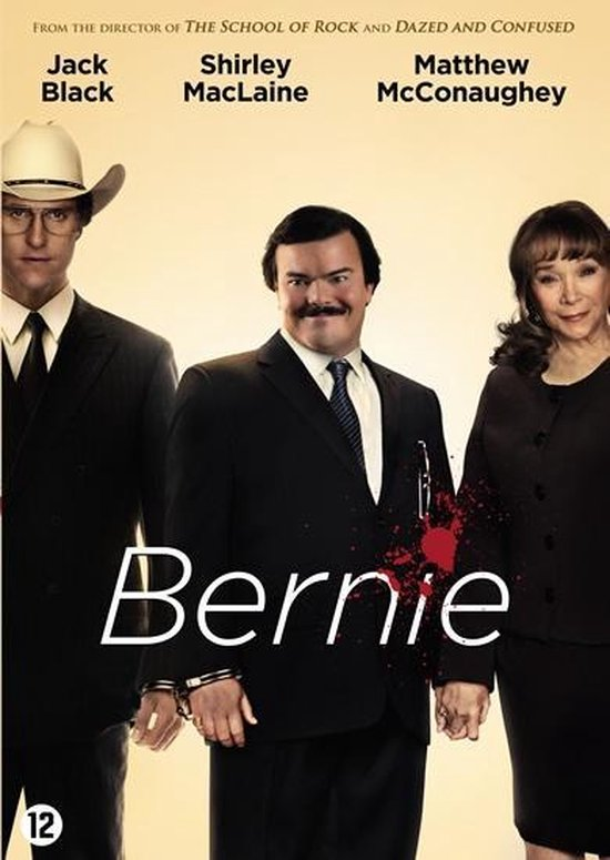 Cover van de film 'Bernie'