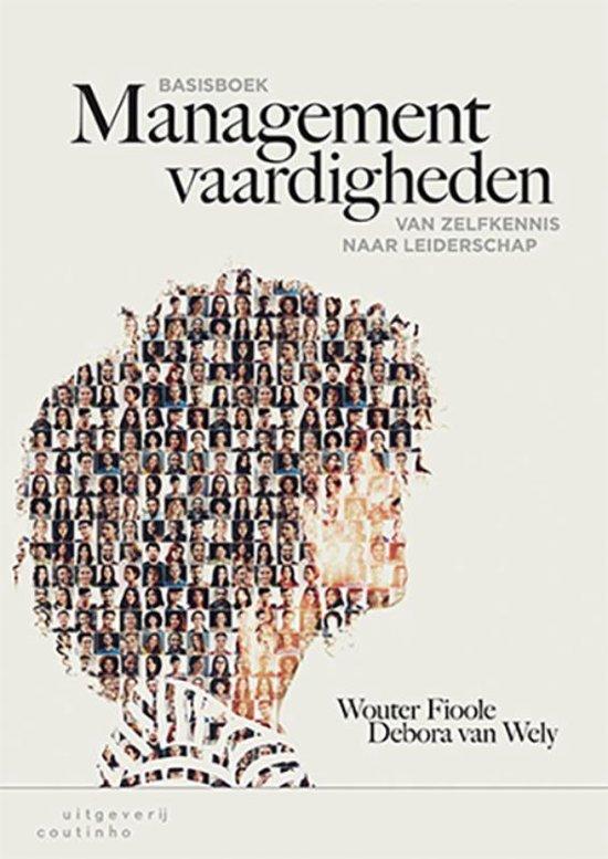 Basisboek managementvaardigheden - Wouter Fioole |