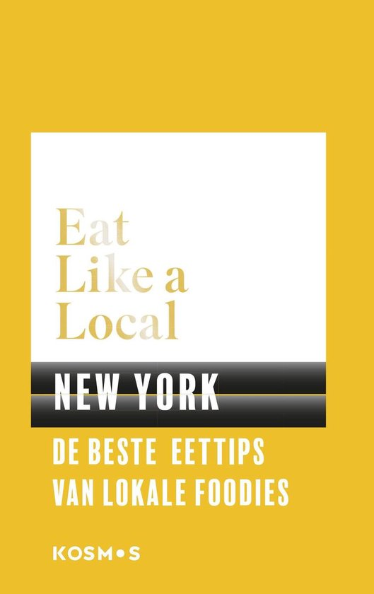 Eat like a local New York